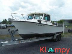 1998 Steiger 225HP 25 Feet Craft Chesapeake