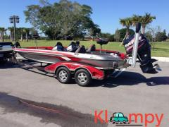 2009 Ranger Z520 Fresh Water 20.6 Feet Evinrude Engine