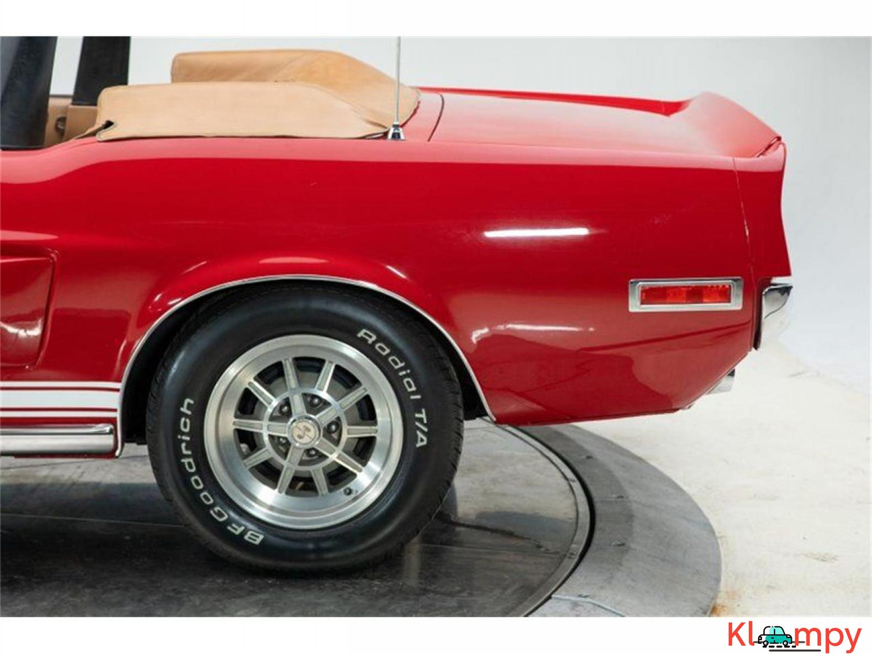 1968 Ford Mustang umbers matching 302 3 speed - 4/20