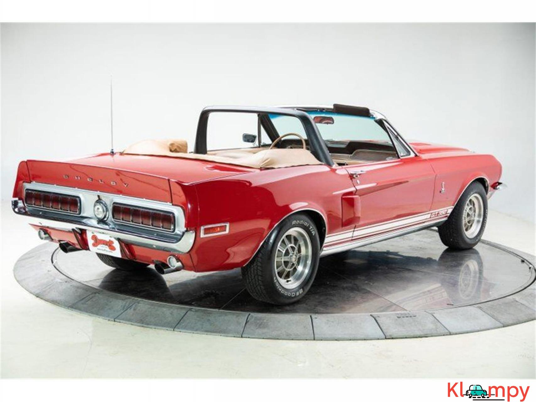 1968 Ford Mustang umbers matching 302 3 speed - 20/20