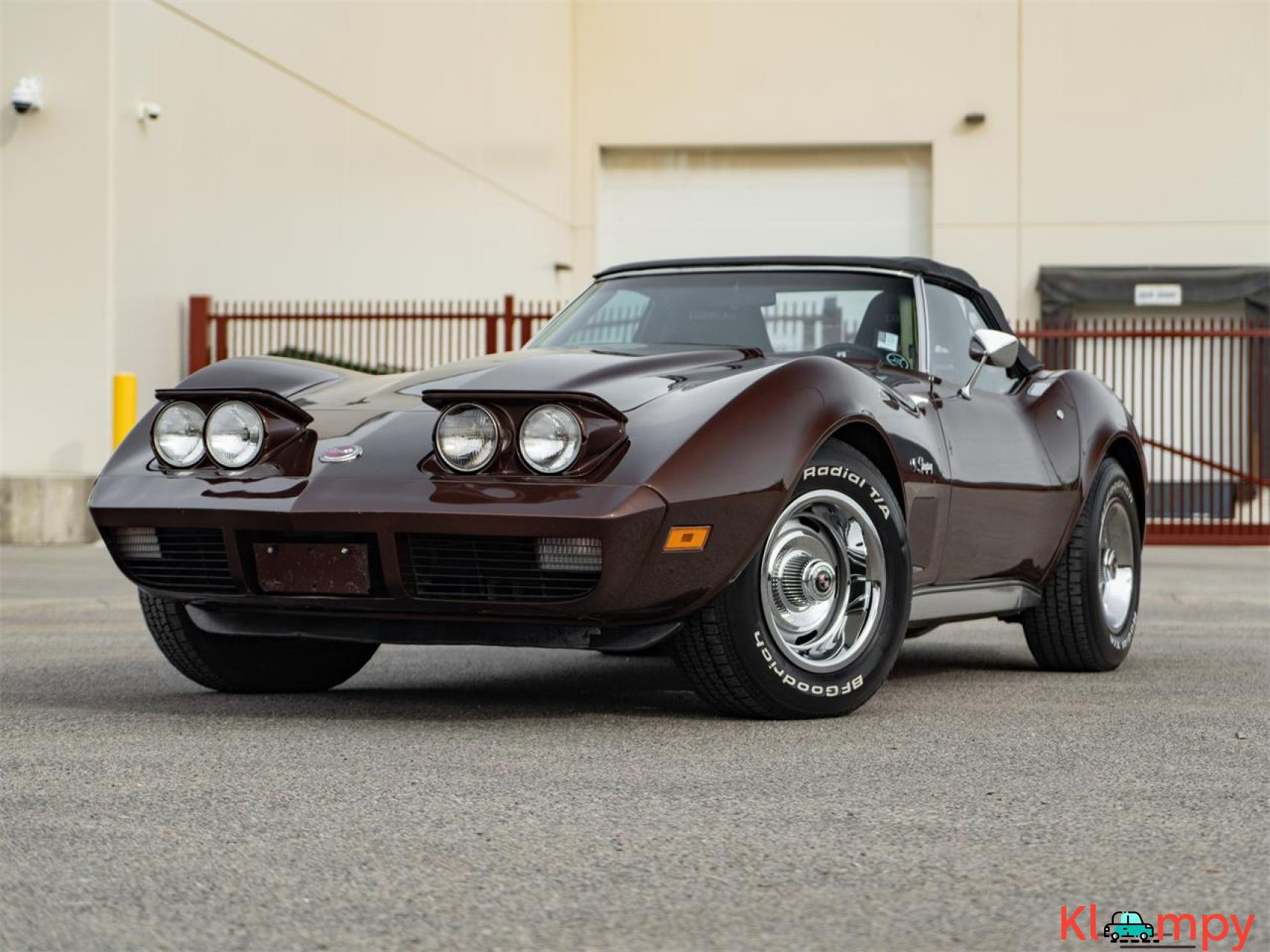 1974 Chevrolet Corvette Pheonix 350ci Crate Engine - 11/20