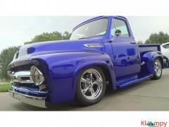 1954 Ford F100 347 Stroker Holley 600cfm - Image 1/20