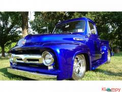 1954 Ford F100 347 Stroker Holley 600cfm - Image 3/20