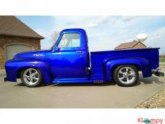 1954 Ford F100 347 Stroker Holley 600cfm - Image 8/20