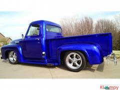 1954 Ford F100 347 Stroker Holley 600cfm - Image 10/20