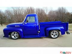 1954 Ford F100 347 Stroker Holley 600cfm - Image 11/20