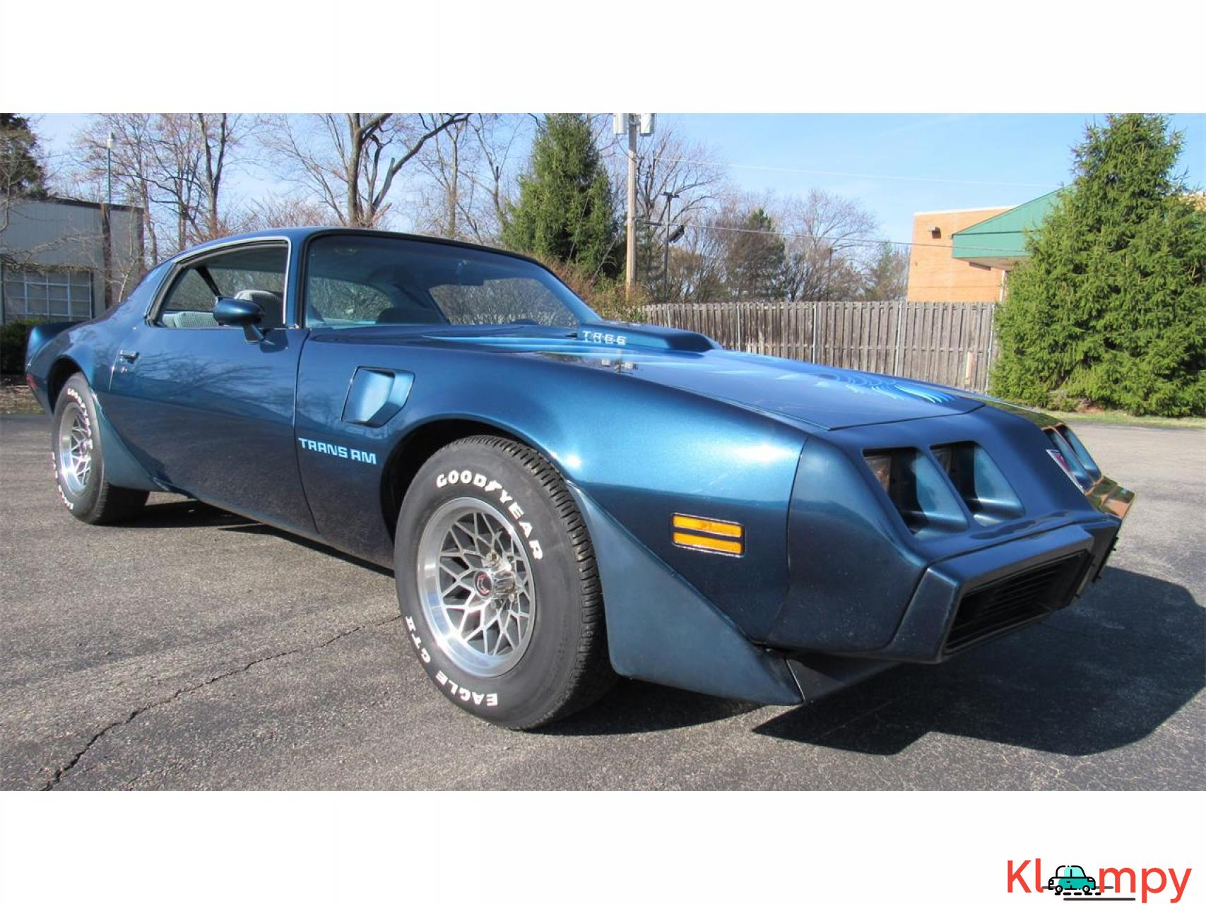 1979 Pontiac Firebird Trans Am 400 engine Original - 2/20