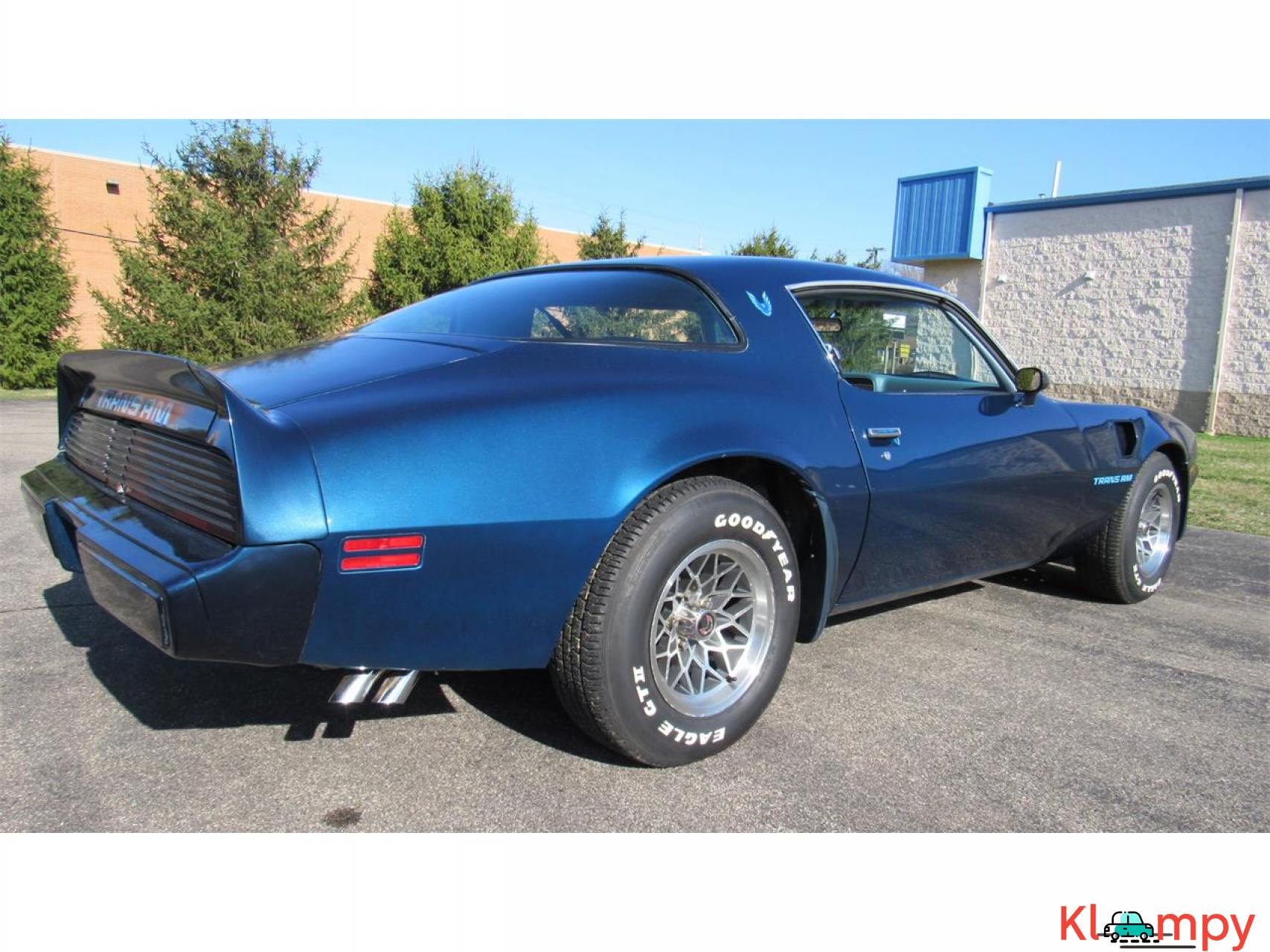1979 Pontiac Firebird Trans Am 400 engine Original - 3/20