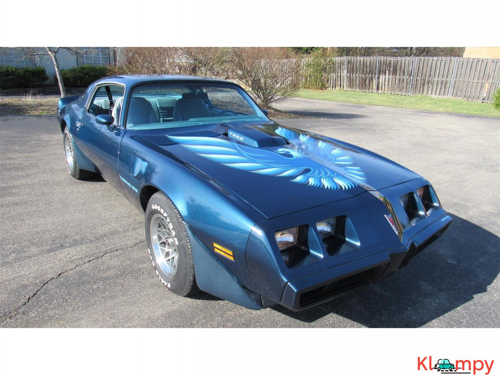 1979 Pontiac Firebird Trans Am 400 engine Original - 4/20