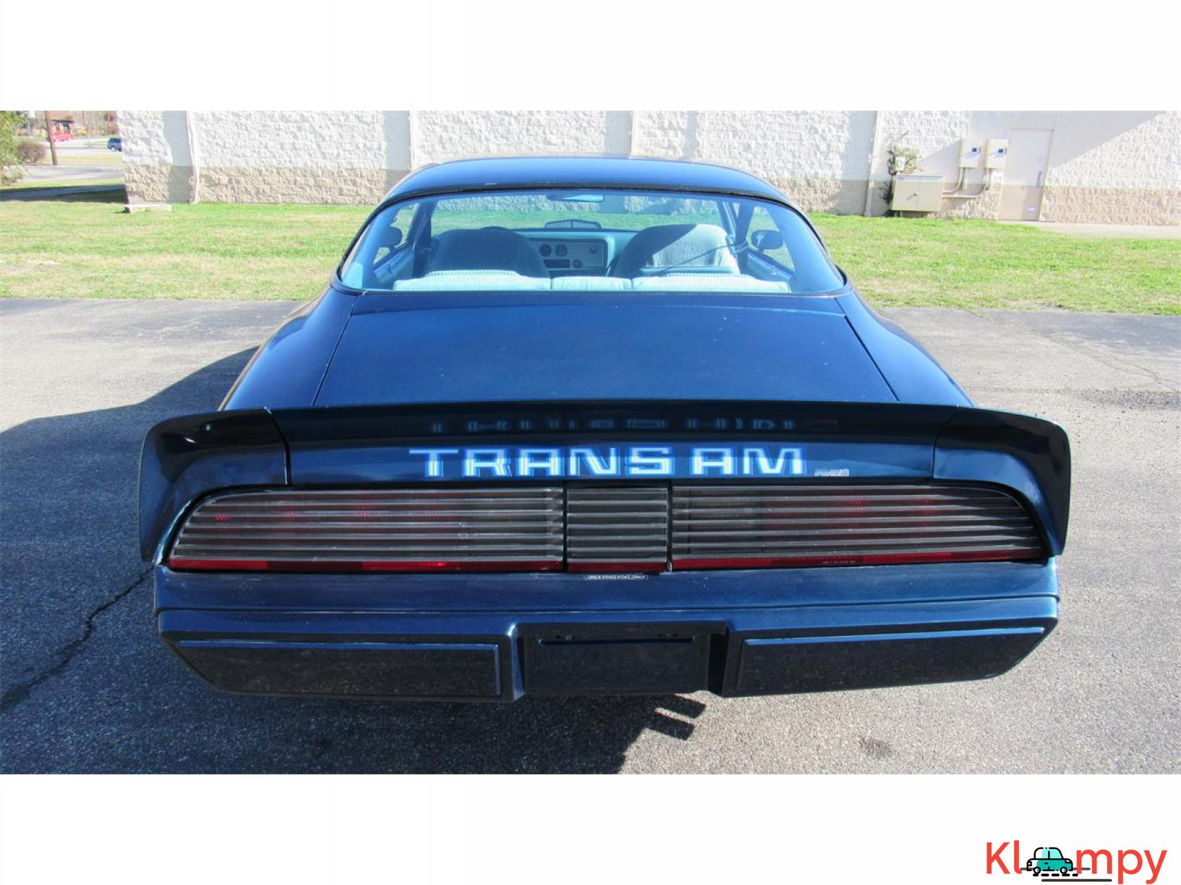 1979 Pontiac Firebird Trans Am 400 engine Original - 5/20
