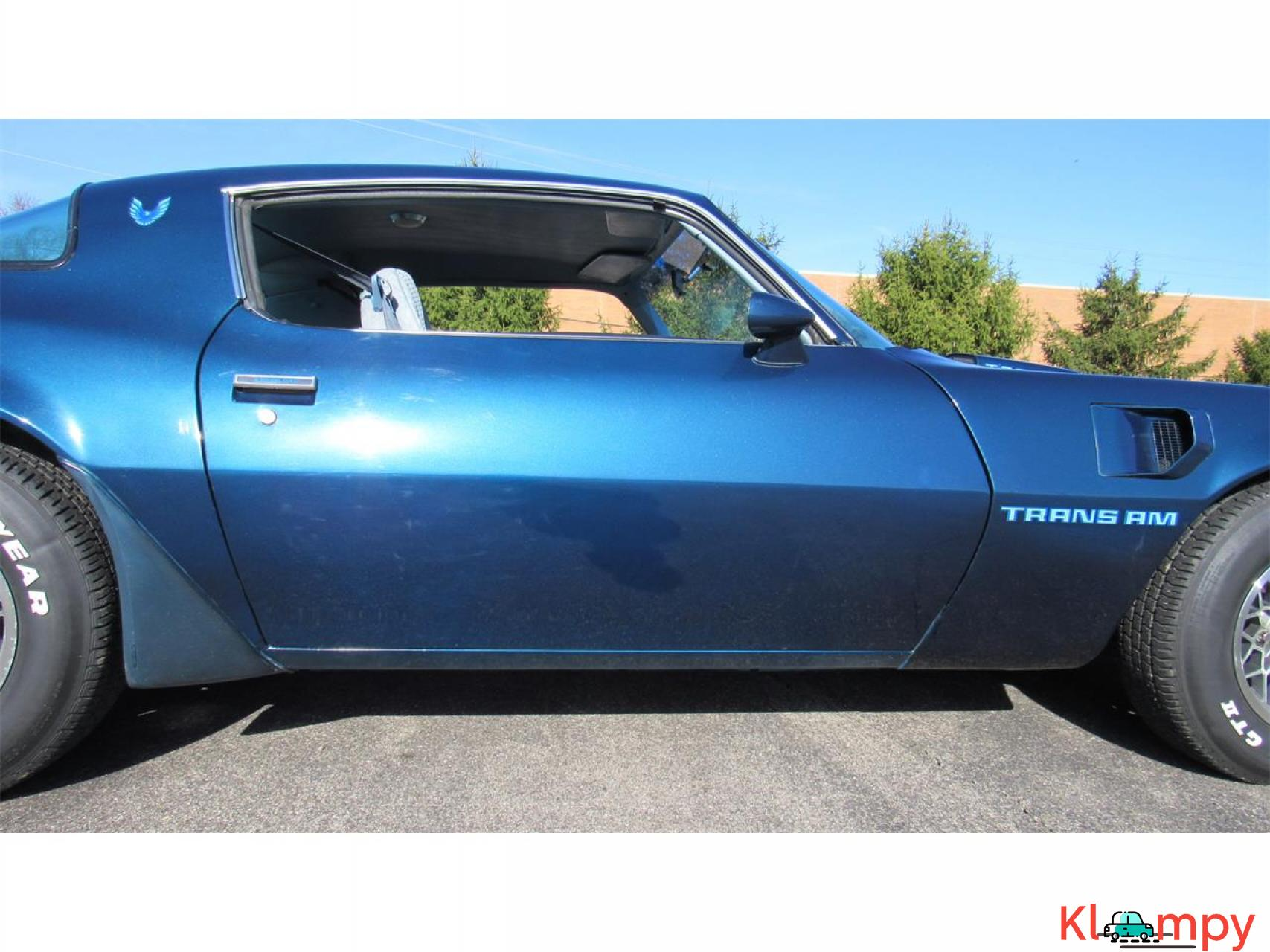 1979 Pontiac Firebird Trans Am 400 engine Original - 7/20