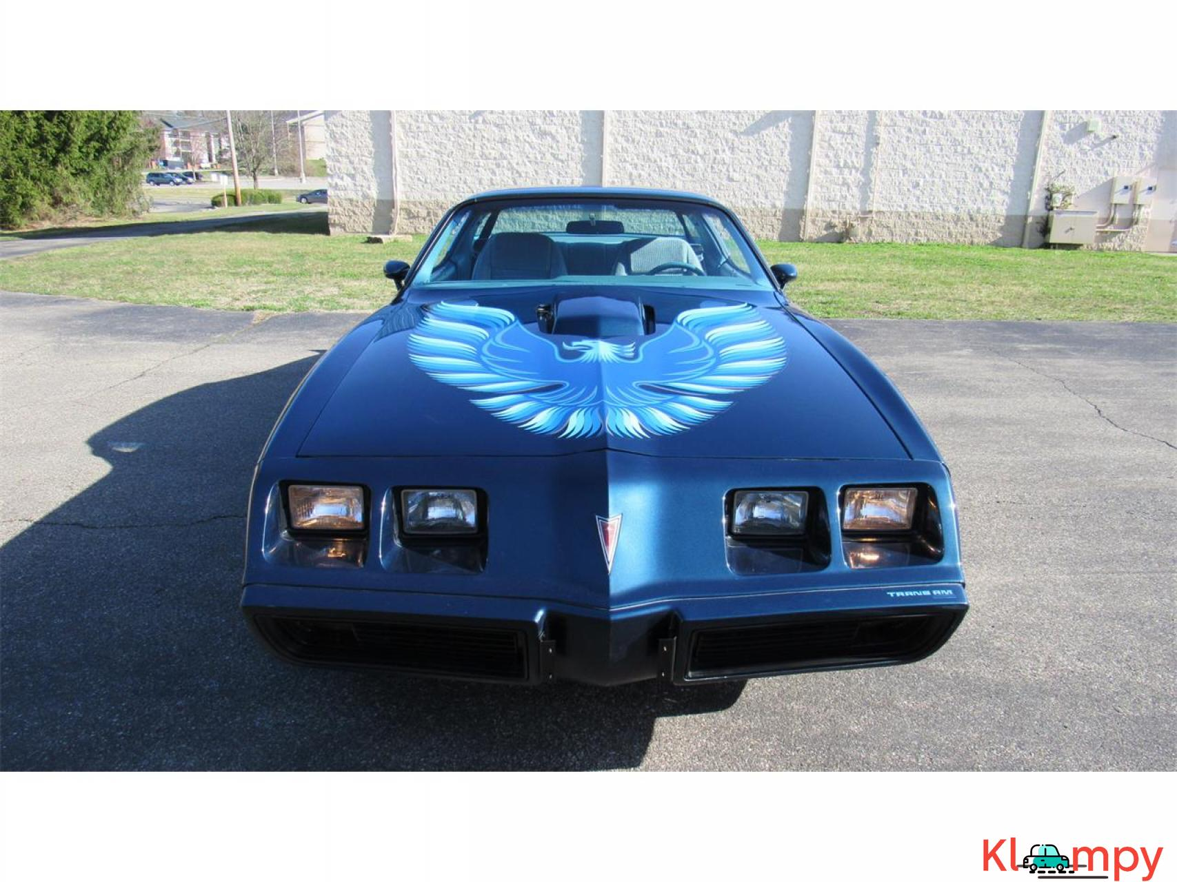 1979 Pontiac Firebird Trans Am 400 engine Original - 9/20
