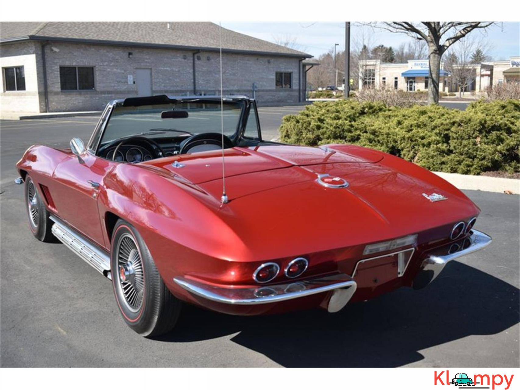 1967 Chevrolet Corvette 350HP 327 Cu In V8 - 2/20