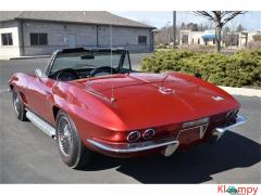 1967 Chevrolet Corvette 350HP 327 Cu In V8 - Image 2/20
