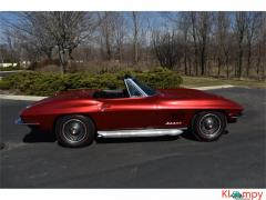 1967 Chevrolet Corvette 350HP 327 Cu In V8 - Image 4/20