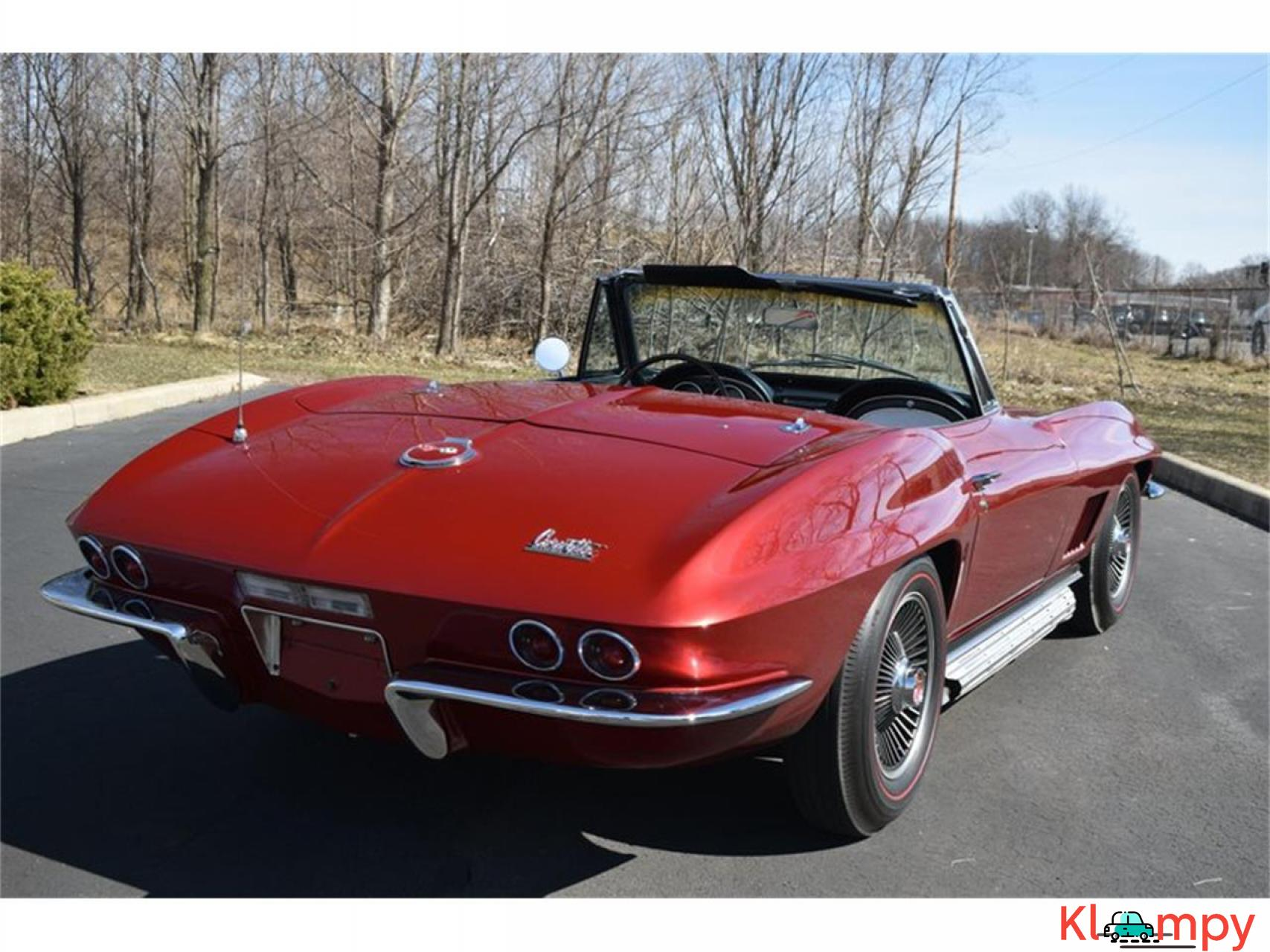 1967 Chevrolet Corvette 350HP 327 Cu In V8 - 7/20