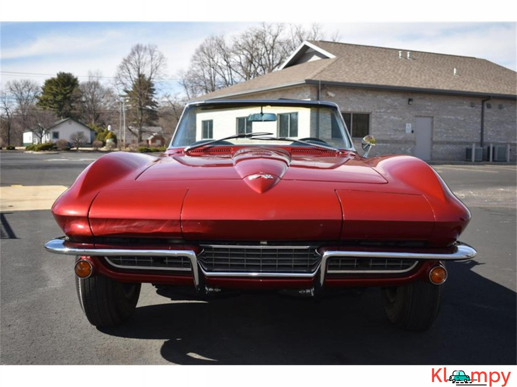 1967 Chevrolet Corvette 350HP 327 Cu In V8 - 11/20