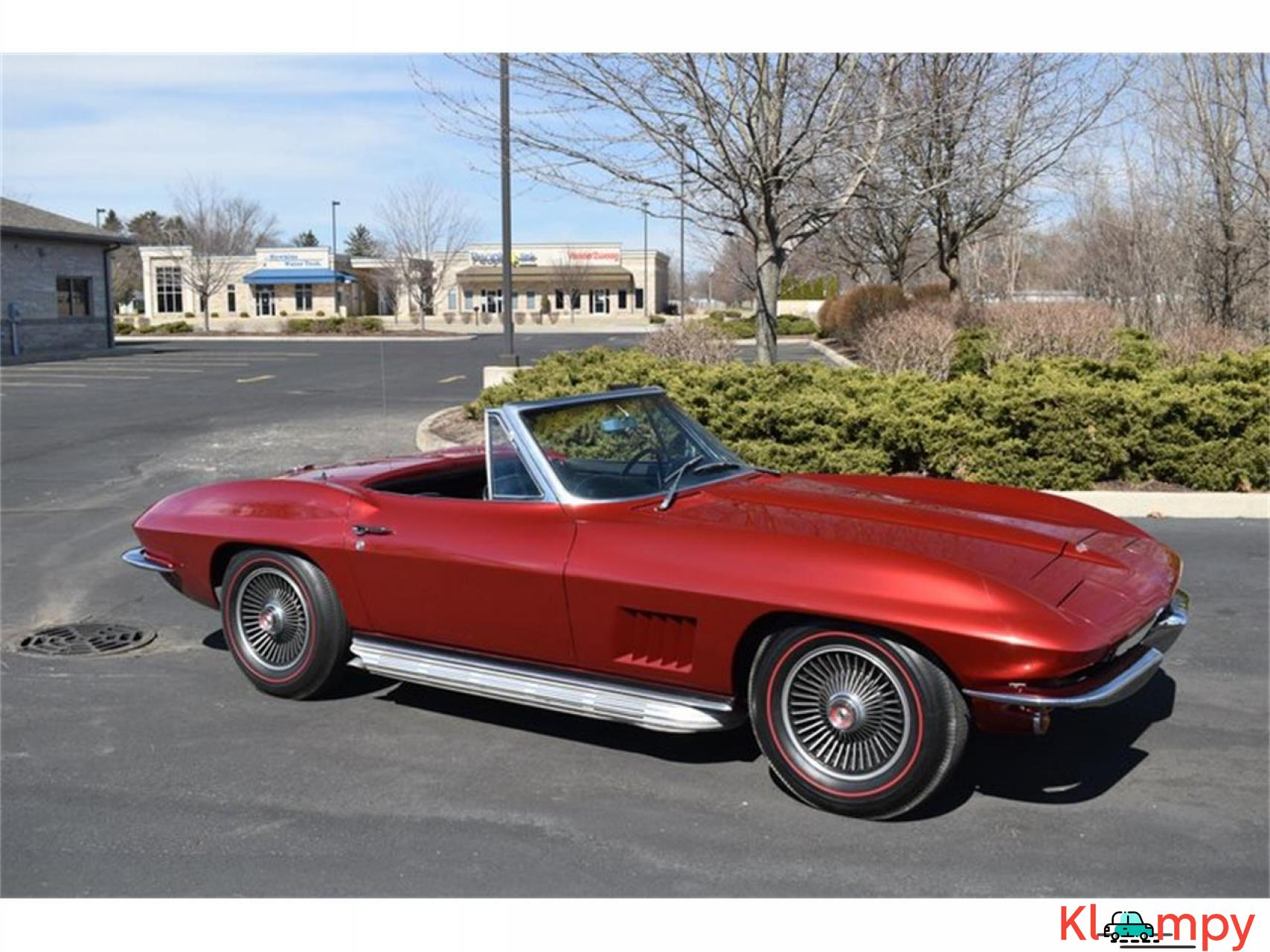 1967 Chevrolet Corvette 350HP 327 Cu In V8 - 14/20