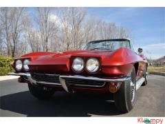 1967 Chevrolet Corvette 350HP 327 Cu In V8 - Image 16/20