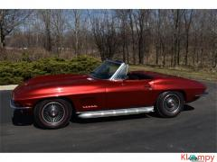 1967 Chevrolet Corvette 350HP 327 Cu In V8 - Image 18/20