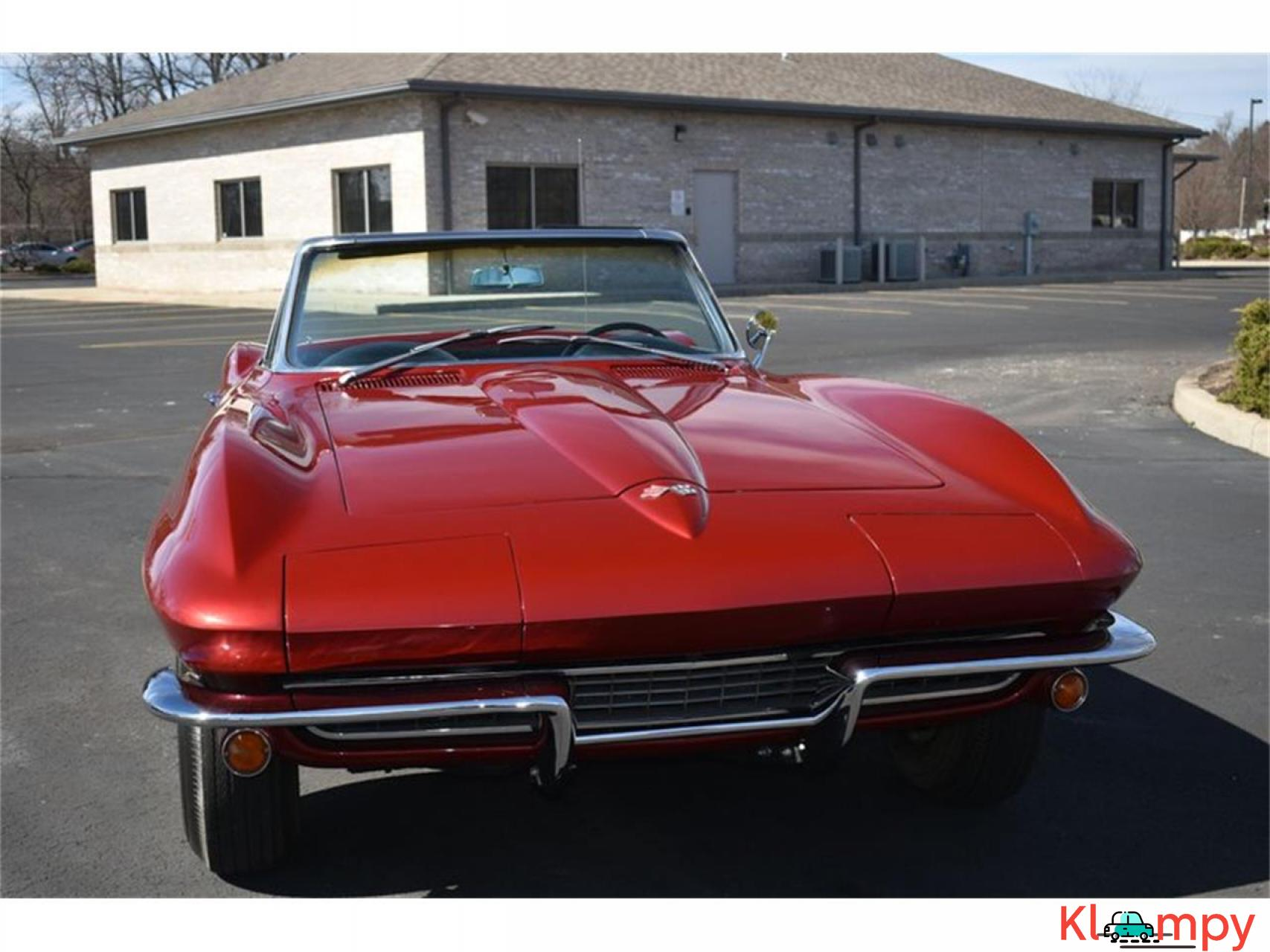 1967 Chevrolet Corvette 350HP 327 Cu In V8 - 19/20
