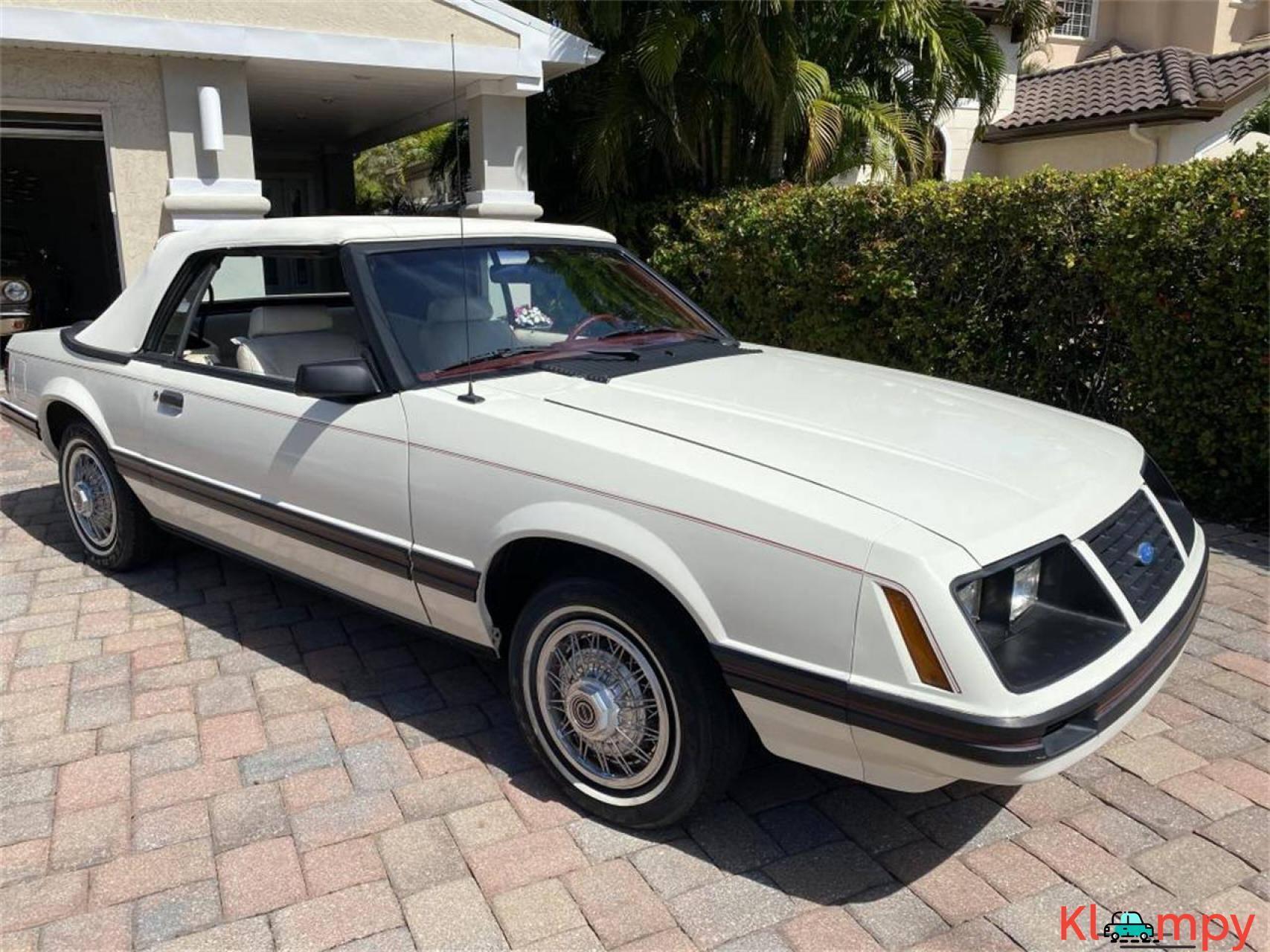 1983 Ford Mustang 3.8 LITRE V6 AUTO - 1/20
