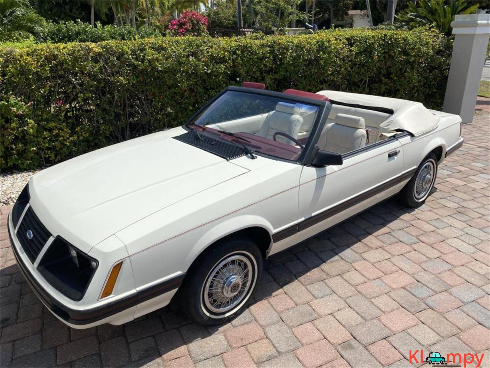 1983 Ford Mustang 3.8 LITRE V6 AUTO - 13/20