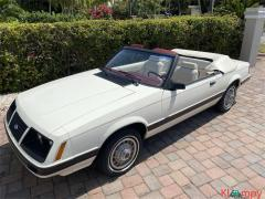 1983 Ford Mustang 3.8 LITRE V6 AUTO - Image 13/20
