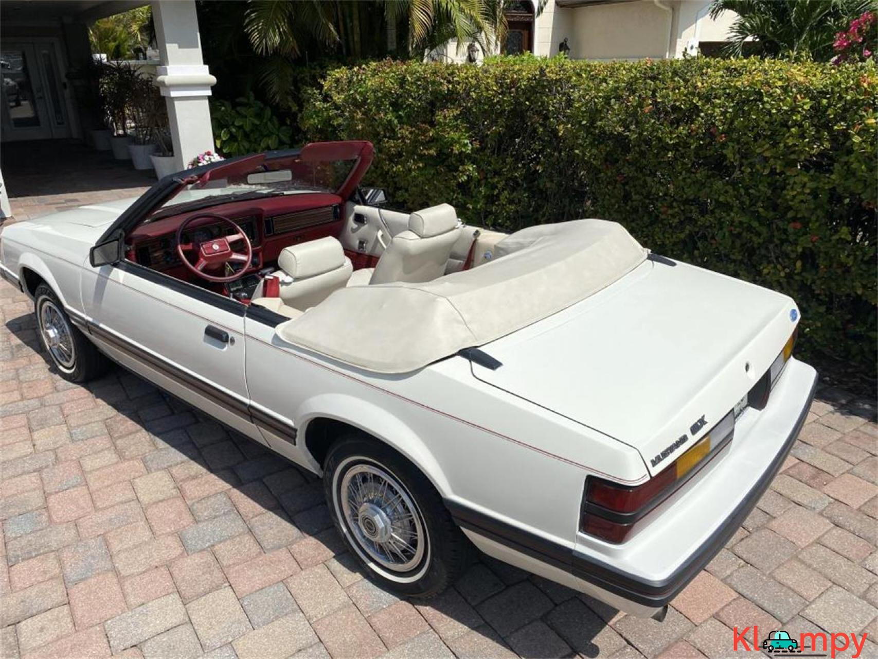 1983 Ford Mustang 3.8 LITRE V6 AUTO - 20/20