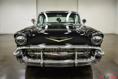 1957 Chevrolet Bel Air Coupe 283 Chevy V8 Turbo 350