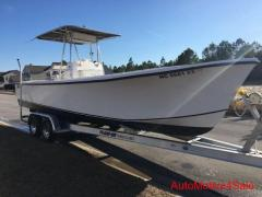1997 Shamrock 260 CC Center Console 100 Hours Clear title
