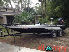 2004 Skeeter Federation National Edition ZX225 BASS