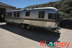 1986 Airstream 345 Classic Class A Chevy Engine