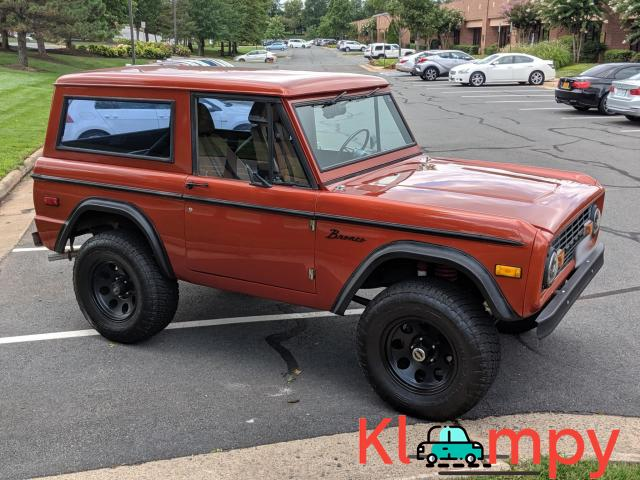 1975 Ford Bronco - 1/7