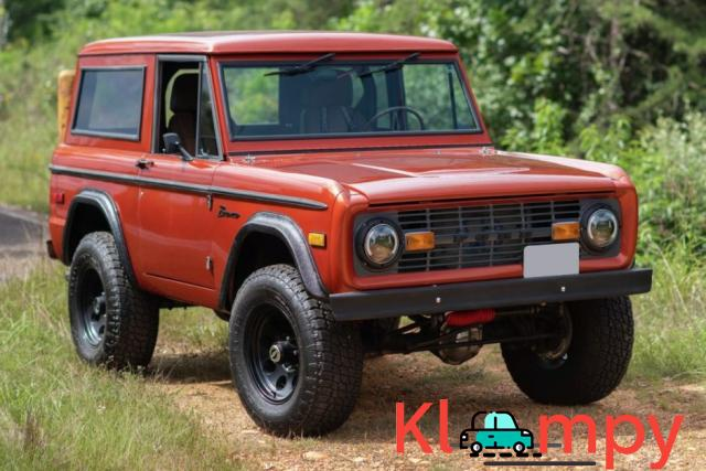 1975 Ford Bronco - 2/7