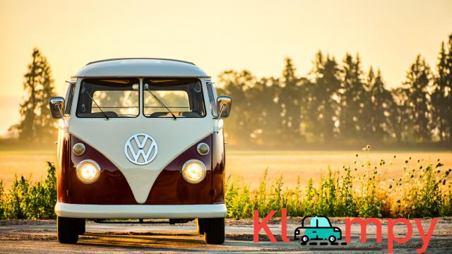 Restored 1966 Volkswagen Type 2 Bus - 2/8