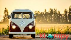 Restored 1966 Volkswagen Type 2 Bus - Image 2/8