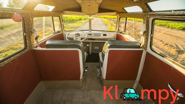 Restored 1966 Volkswagen Type 2 Bus - 8/8