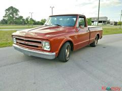 1968 Chevrolet C-10 350 V8 Engine