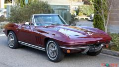1965 Chevrolet Corvette Roadster L-79 327 350 h.p.