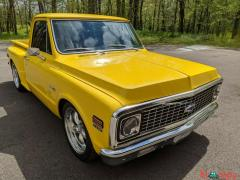 1972 Chevrolet C-10 350 V8 Turbo 350 Auto