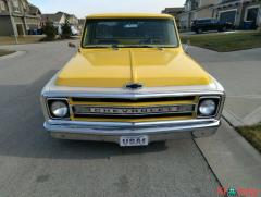 1970 Chevrolet C-10 RESTORED 350 V8 PS PB SHORTBED