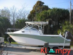 2009 Sea Fox 256 WA 256 WA Single Outboard