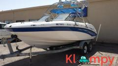 2007 Yamaha SR210 110hp Two Yamaha Jet Drive Engine
