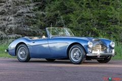 1960 Austin-Healey 3000 Convertible 2.9L Inline 6 Cyl - Image 1/20