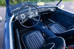 1960 Austin-Healey 3000 Convertible 2.9L Inline 6 Cyl - Image 2/20