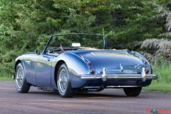 1960 Austin-Healey 3000 Convertible 2.9L Inline 6 Cyl - Image 3/20