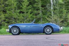 1960 Austin-Healey 3000 Convertible 2.9L Inline 6 Cyl - Image 5/20