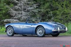 1960 Austin-Healey 3000 Convertible 2.9L Inline 6 Cyl - Image 7/20
