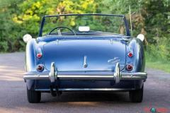 1960 Austin-Healey 3000 Convertible 2.9L Inline 6 Cyl - Image 8/20